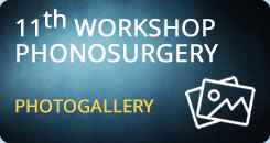 11th Workshop on Phonosurgery