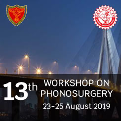 13th Workshop on Phonosurgery